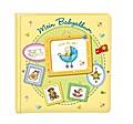 Mein Babyalbum; Ein Geschenk für Baby und Familie; Miniwelt, Papp-, Stoffbilderbücher, erste Bilderbücher; Ill. v. Teltau, Irmtraut/Pfannenmüller, Sigrid; Deutsch; durchg. farb. Ill.