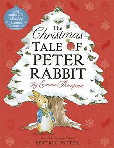 The Christmas Tale of Peter Rabbit, w. Audio-CD