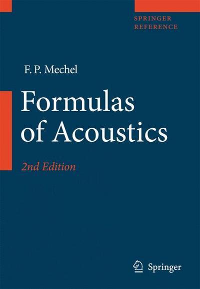 Formulas of Acoustics / Formulas of Acoustics