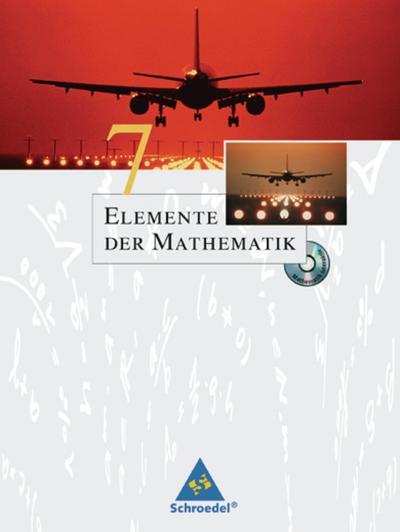 Elemente der Mathematik 7. Schülerband. Nordrhein-Westfalen