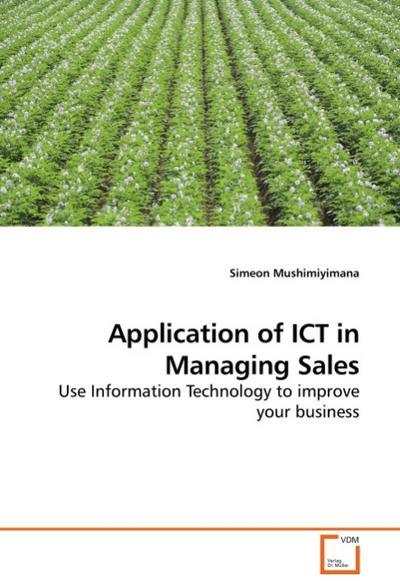 Application of ICT in Managing Sales