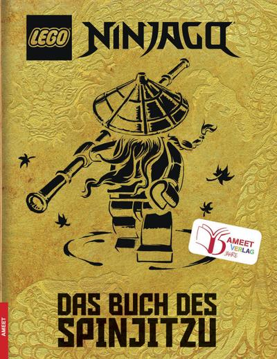 LEGO® NINJAGO® - Das Buch des Spinjitzu (Jubiläumsausgabe)