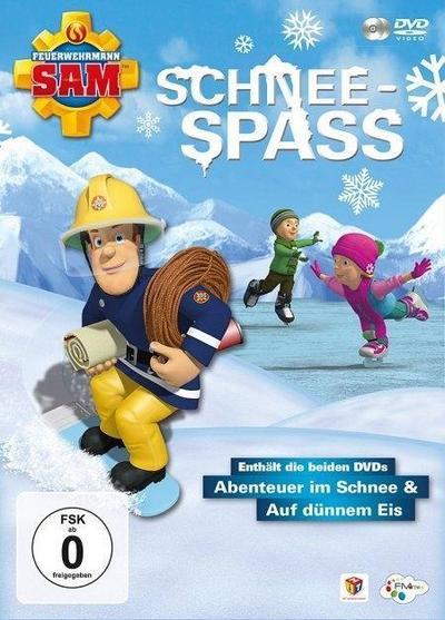 Feuerwehrmann Sam - Schneespass