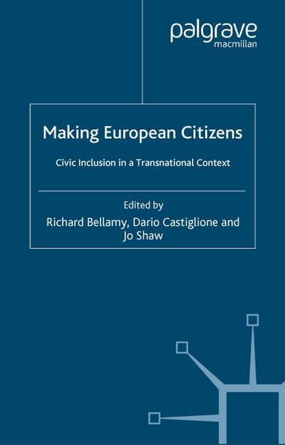 Making European Citizens