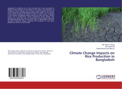 Climate Change Impacts on Rice Production in Bangladesh