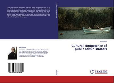 Cultural competence of public administrators