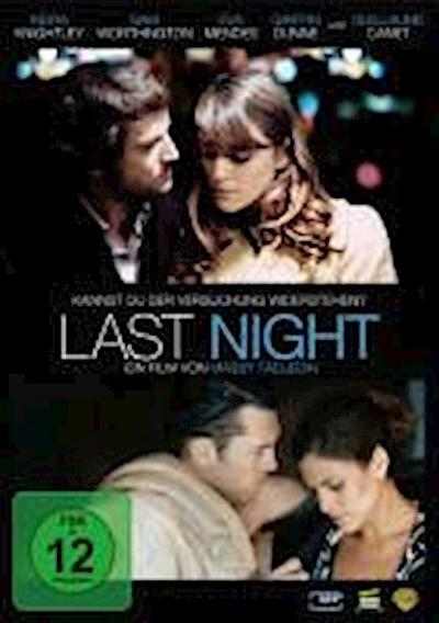 Last Night, 1 DVD