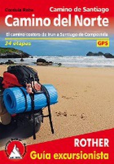 Camino de Santiago - Camino del Norte (spanische Ausgabe)