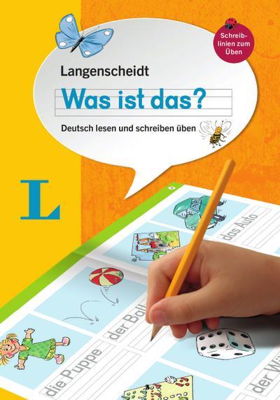 Langenscheidt Was ist das? - Deutsch als Fremdsprache