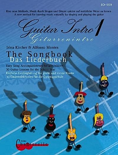 Guitar Intro 1 - Das Liederbuch