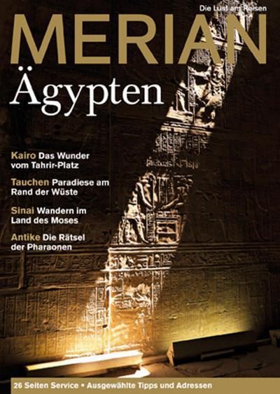 MERIAN Ägypten