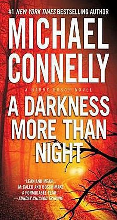 A Darkness More Than Night (A Harry Bosch Novel, Band 7)