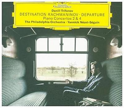 Destination Rachmaninov: Departure / Piano Concertos 2 & 4, 1 Audio-CD