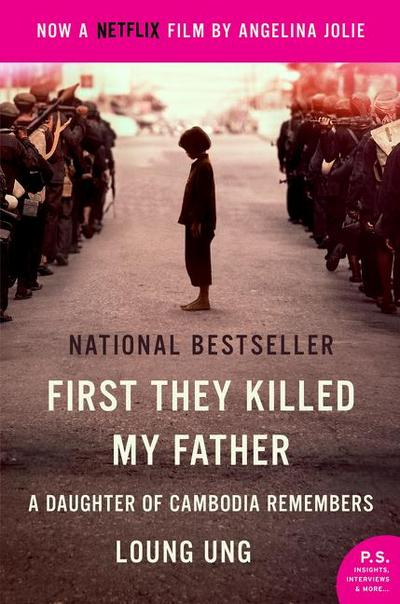 First They Killed My Father (Movie Tie-in)