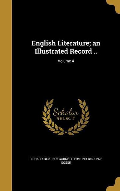 ENGLISH LITERATURE AN ILLUS RE
