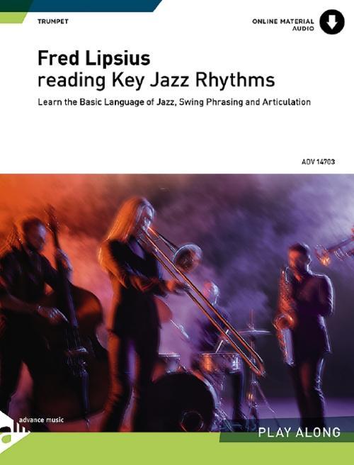 Reading Key Jazz Rhythms. Trompete Fred Lipsius