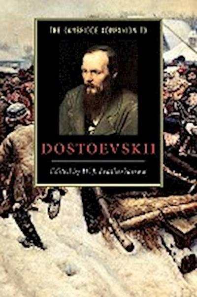 Cambridge Companion to Dostoevskii