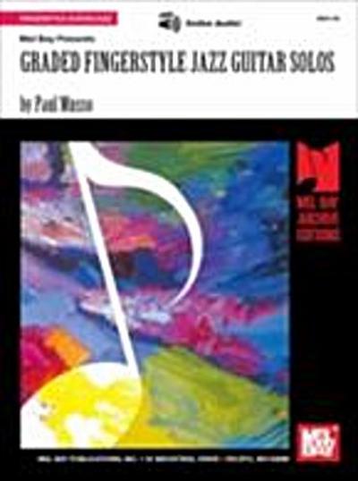 Graded Fingerstyle Jazz Guitar Solos