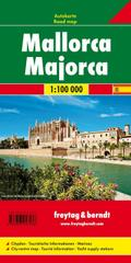 Mallorca, Planungskarte 1:100.000