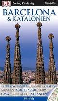 Vis-à-Vis Barcelona & Katalonien; Vis à Vis; Deutsch; 500 farbige Fotos, 3-D-Zeichnungen & Grundrisse