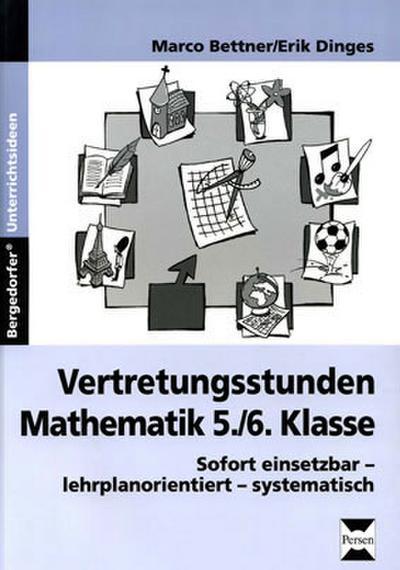 Vertretungsstunden Mathematik 5./6. Klasse