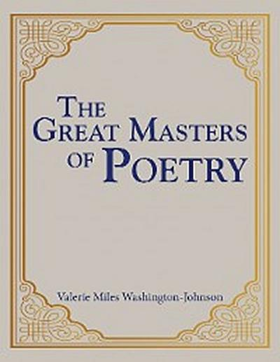 The Great Masters of Poetry