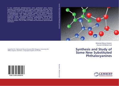 Synthesis and Study of Some New Substituted Phthalocyanines