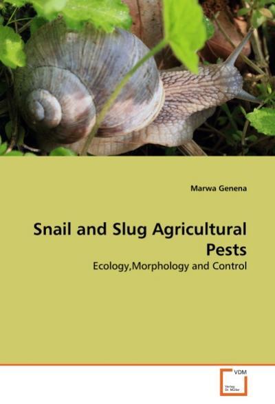 Snail and Slug Agricultural Pests