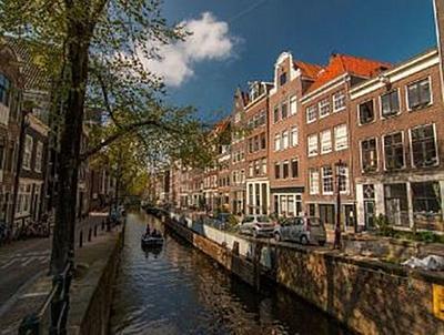 Amsterdam - 100 Teile (Puzzle)