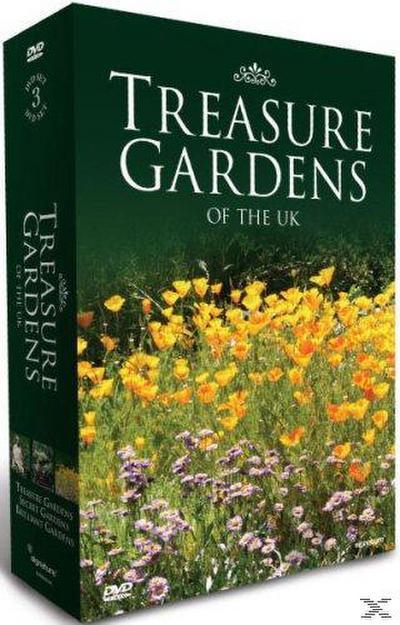 Treasure Gardens of the UK
