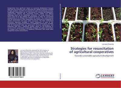 Strategies for resuscitation of agricultural cooperatives