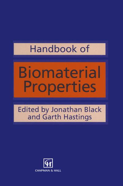 Handbook of Biomaterial Properties