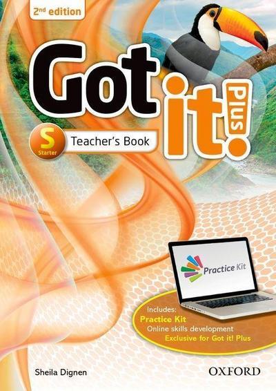 Got It Plus Starter: Teacher Pack