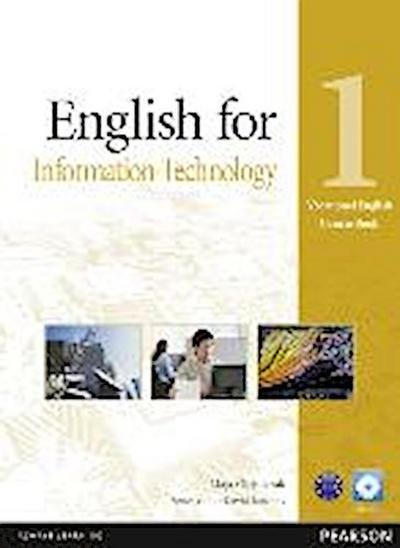 English for information technology 1 Course Book + CD
