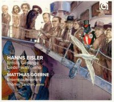 Ernste Gesänge/Lieder Mit Klavier