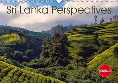 Sri Lanka Perspectives (Wall Calendar 2019 DIN A3 Landscape)