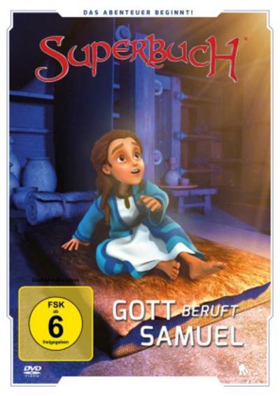 Gott beruft Samuel, 1 DVD