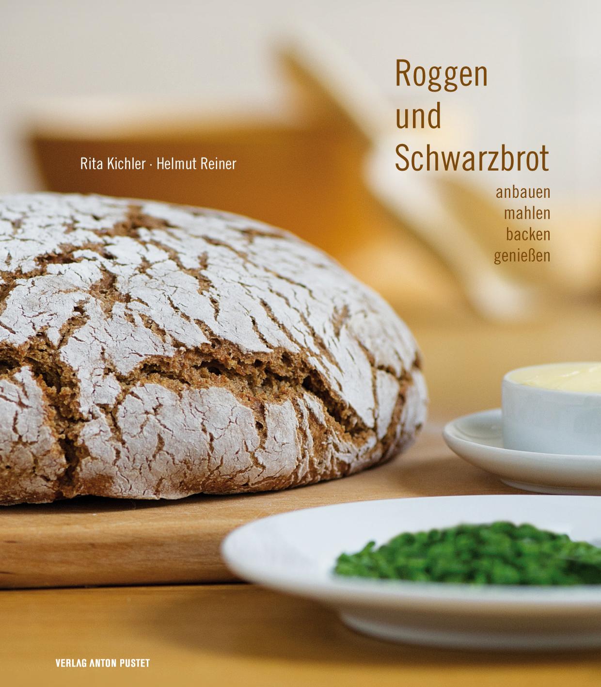 Roggen und Schwarzbrot, Rita Kichler