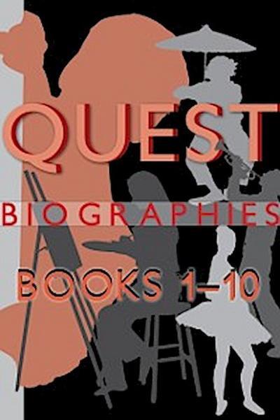Quest Biographies Bundle - Books 1-10