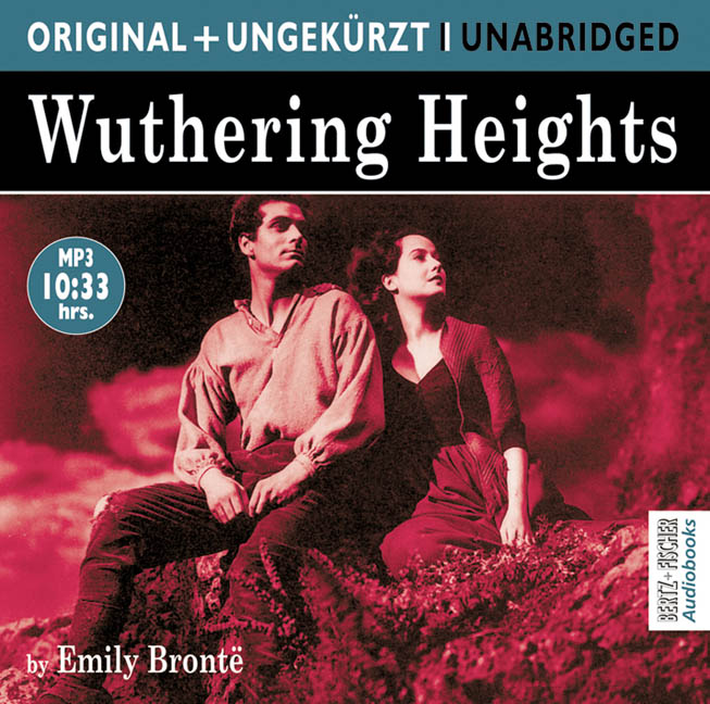 Wuthering Heights. MP3-CD Emily Bronte