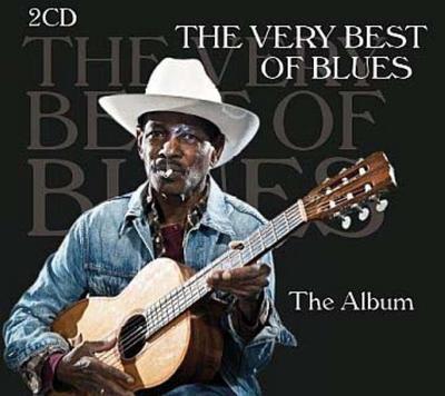 The Very Best of Blues - Album, 2 Audio-CDs