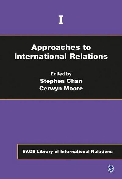 Approaches to International Relations 4 Volume Set