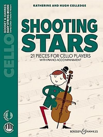 Shooting Stars, Violoncello und Klavier