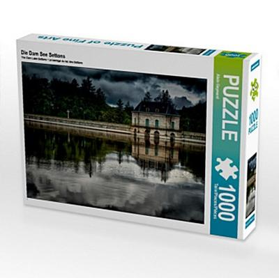 Die Dam See Settons (Puzzle)
