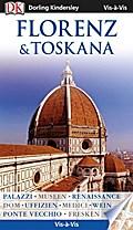 Vis-à-Vis Florenz & Toskana; Vis à Vis; Deutsch; 900 farb. Fotos,  Zeichnungen & Grundrisse