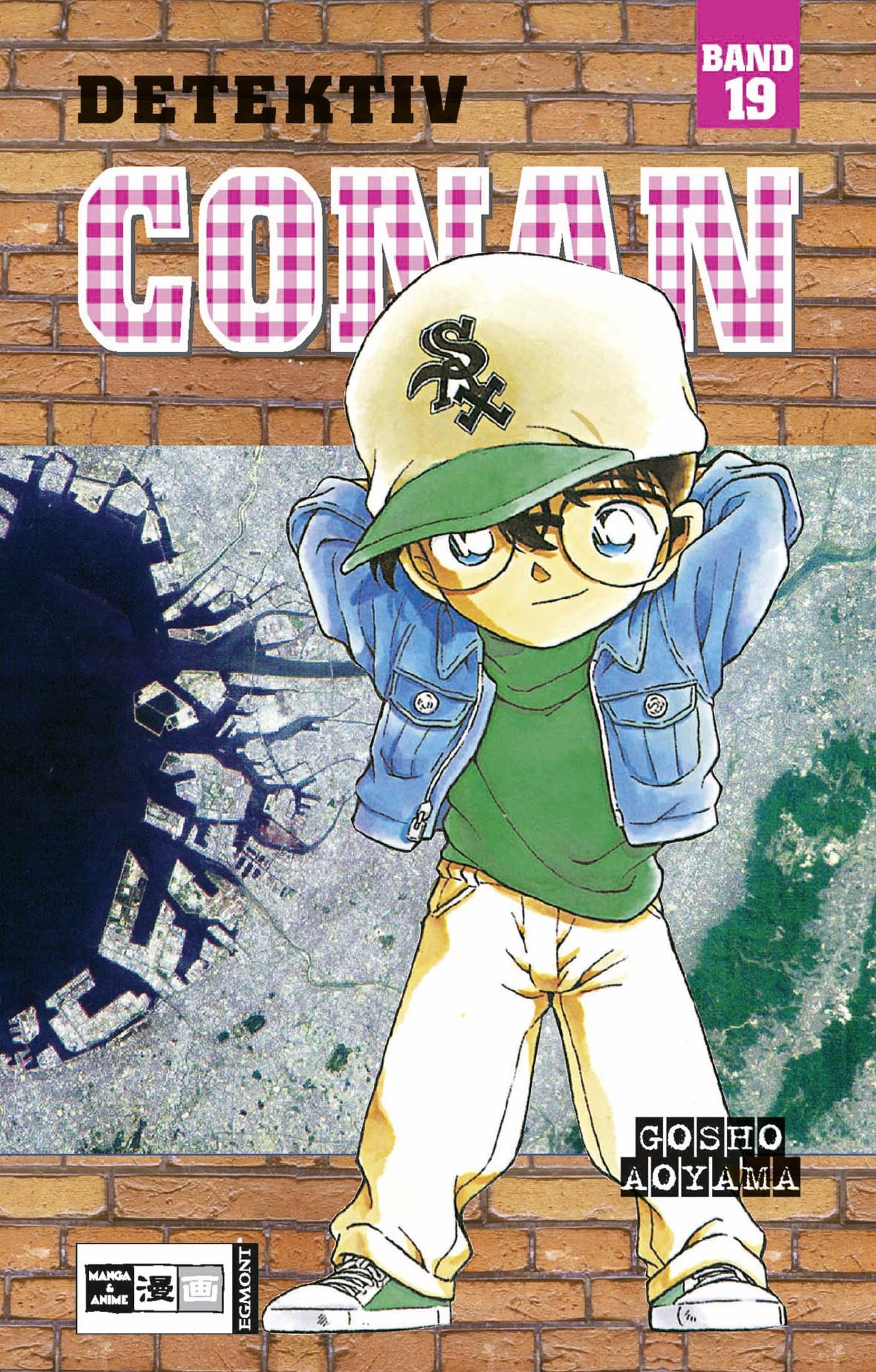 Detektiv Conan 19 Gosho Aoyama 9783898854009