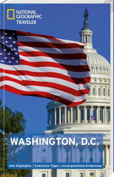 National Geographic Traveler Washington, D.C.; National Geographic Traveler; Deutsch