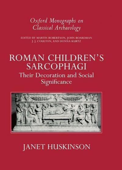 Roman Childrens Sarcophagi