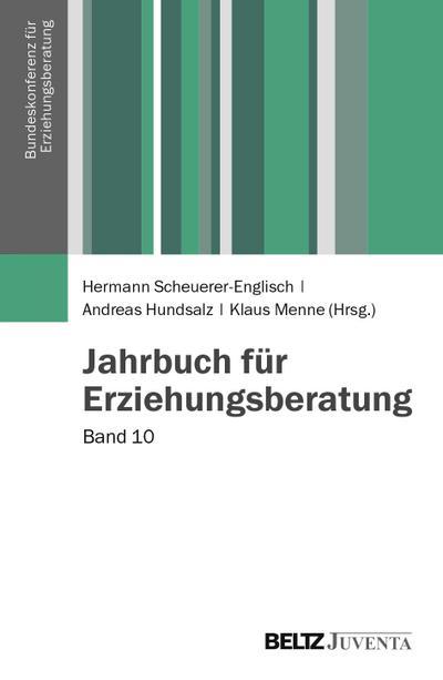 Jahrbuch für Erziehungsberatung 10