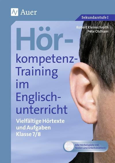 Hörkompetenz-Training im Englischunterricht 7-8